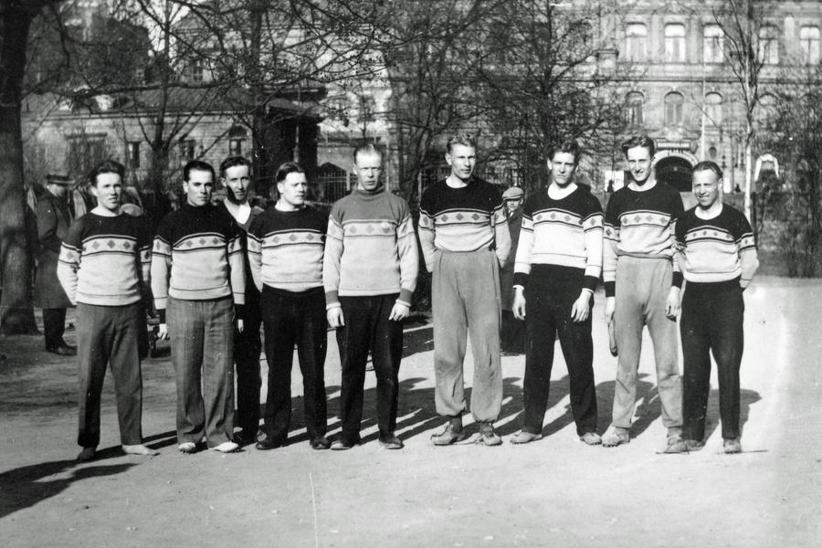 thumb Södra Österbottens nation 1930