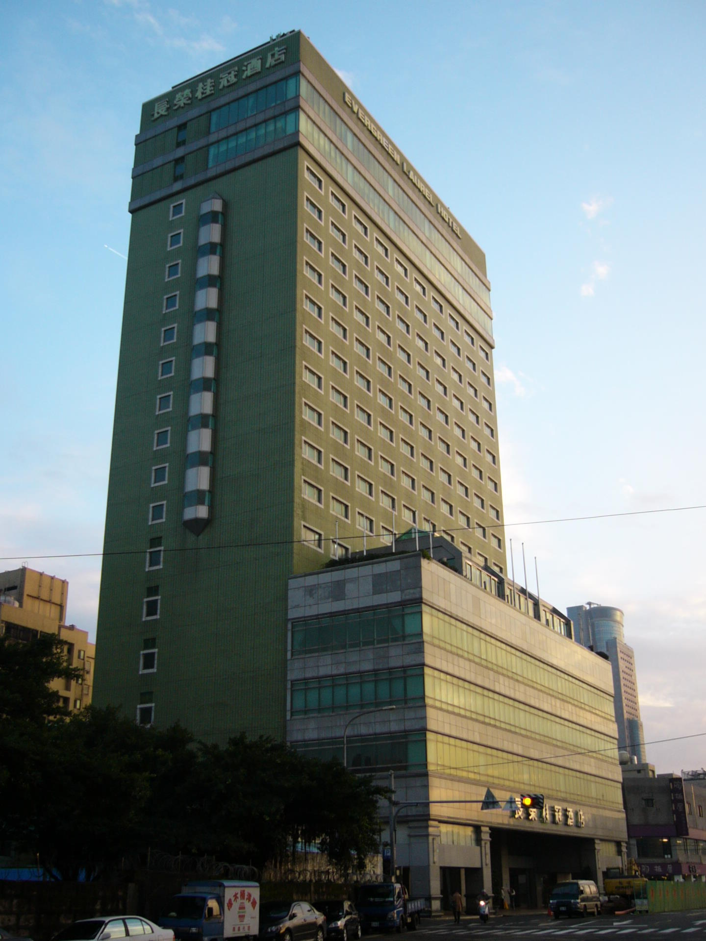 Evergreen Laurel Hotel