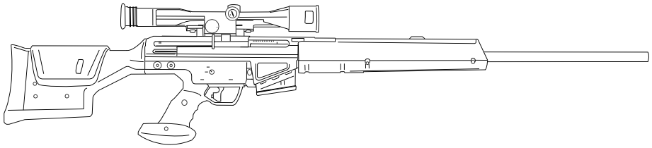Heckler & Koch PSG-1 Evers_PSG-1