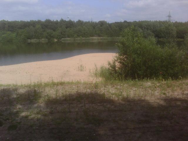 File:Eystrup- Baggersee (ehemalige Sandgrube) - geo.hlipp.de - 11248.jpg