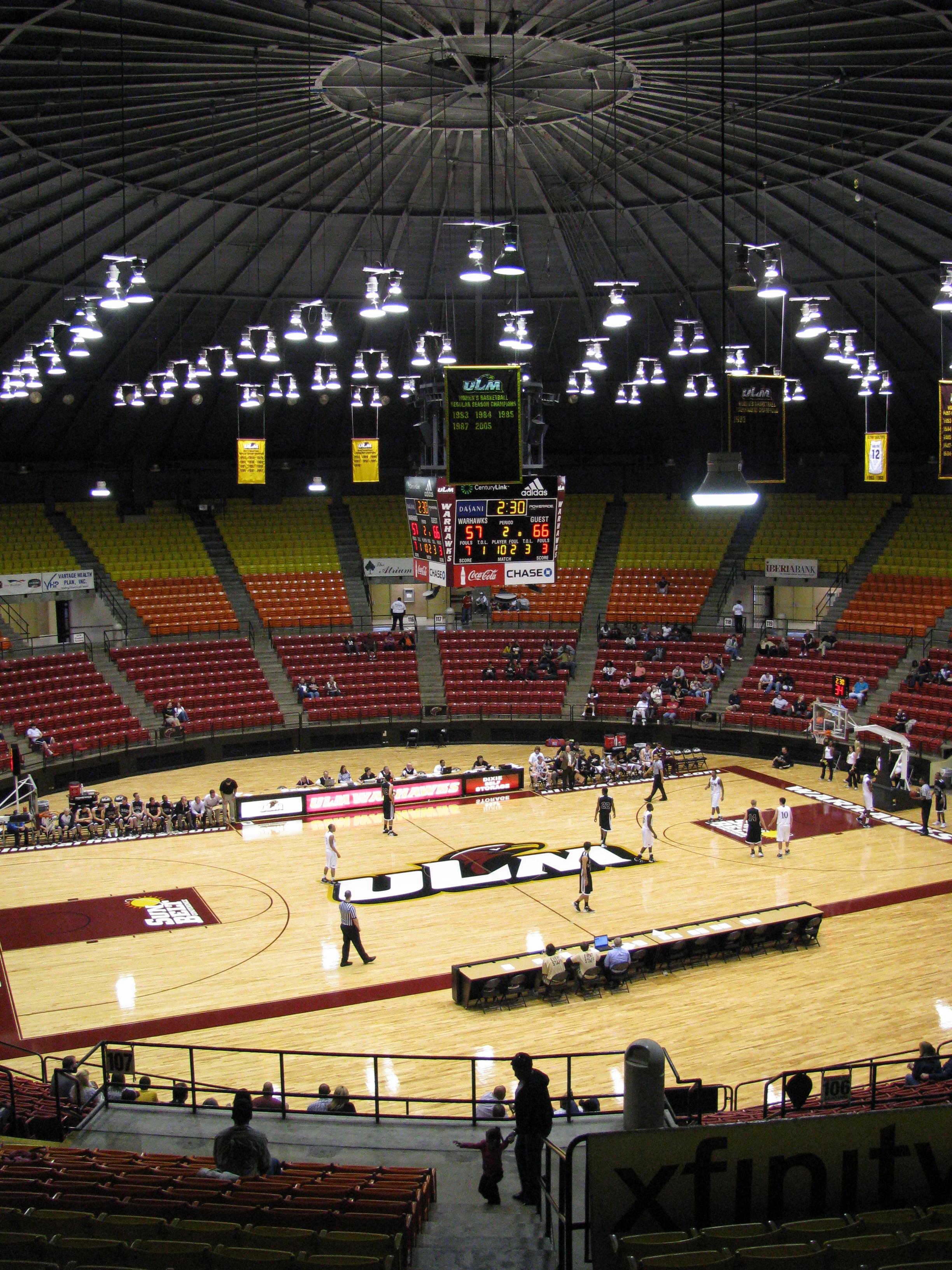 Fantewing Coliseum Wikipedia