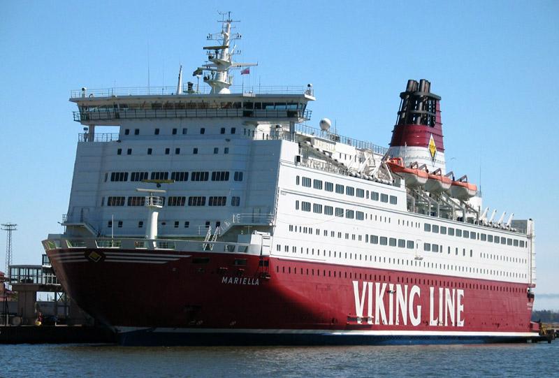 Båt Fra Oslo Til Kiel Nesoddtangen