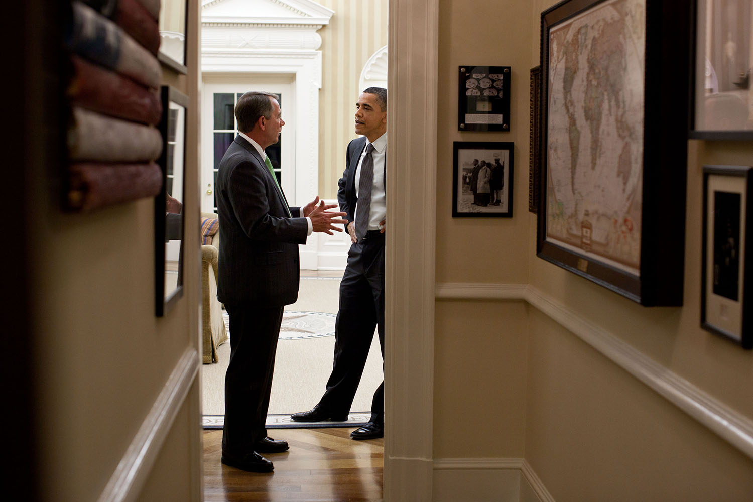Image result for Corridors of White house