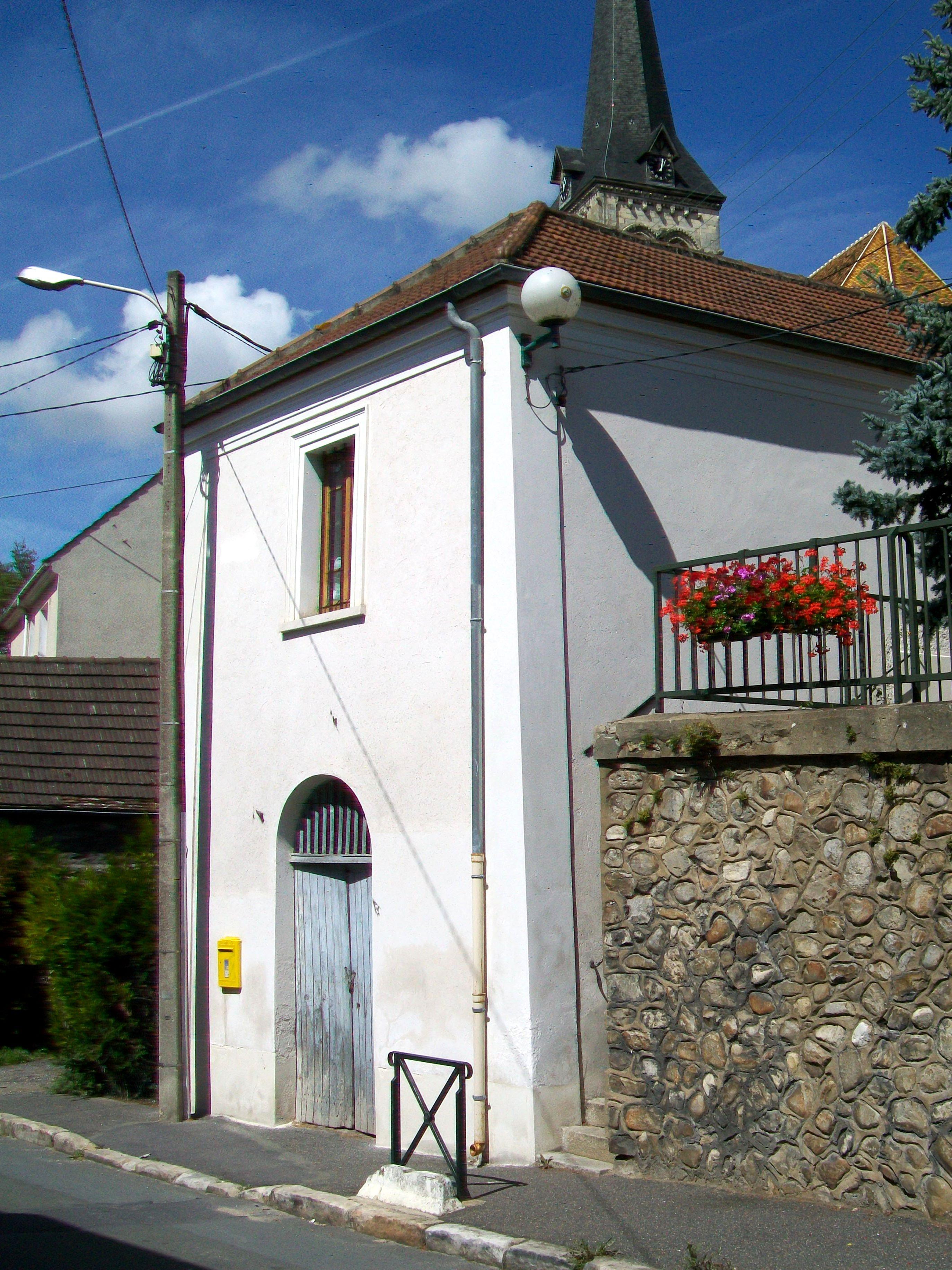 File fontenay en parisis 95 ancienne maison des for Achat maison cormeilles en parisis
