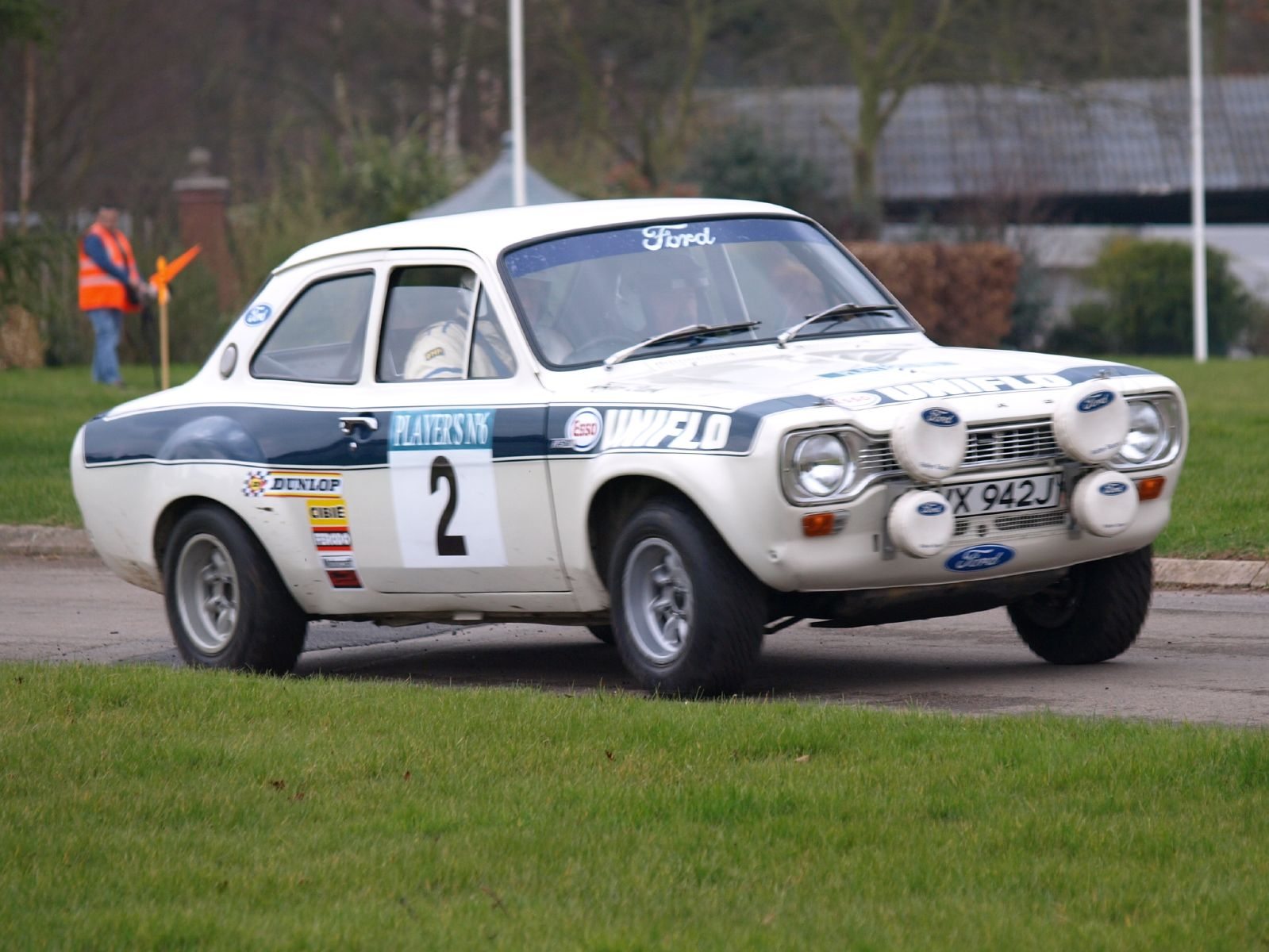 File:Ford Escort RS160...