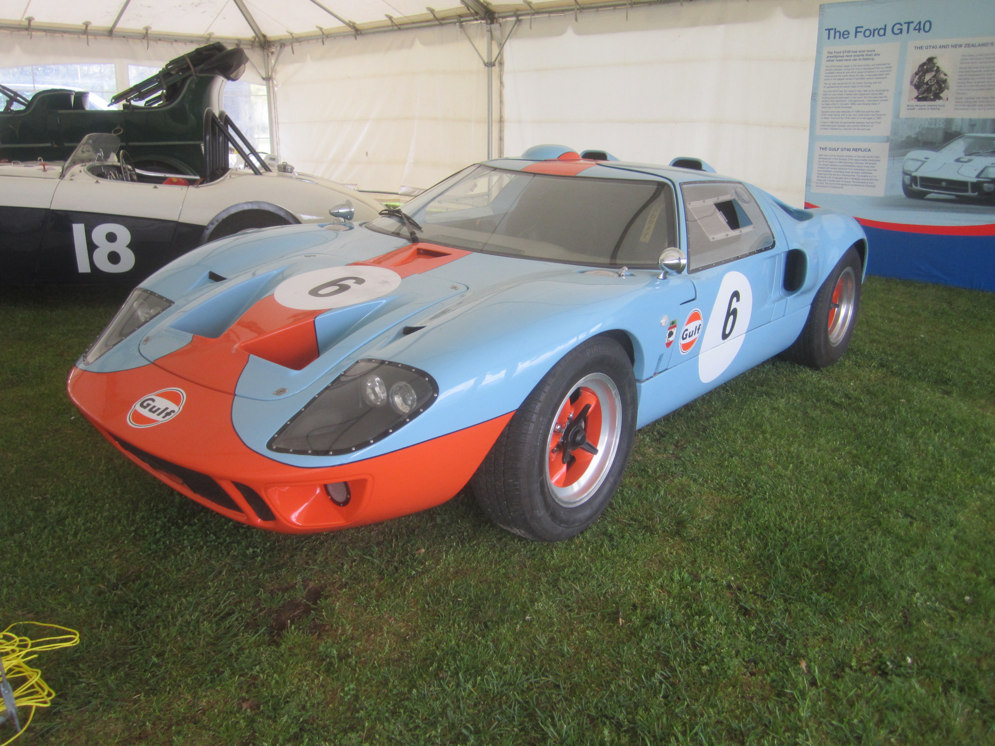 2011 ford gt40 for sale - File Ford Gt40 Replica Jpg