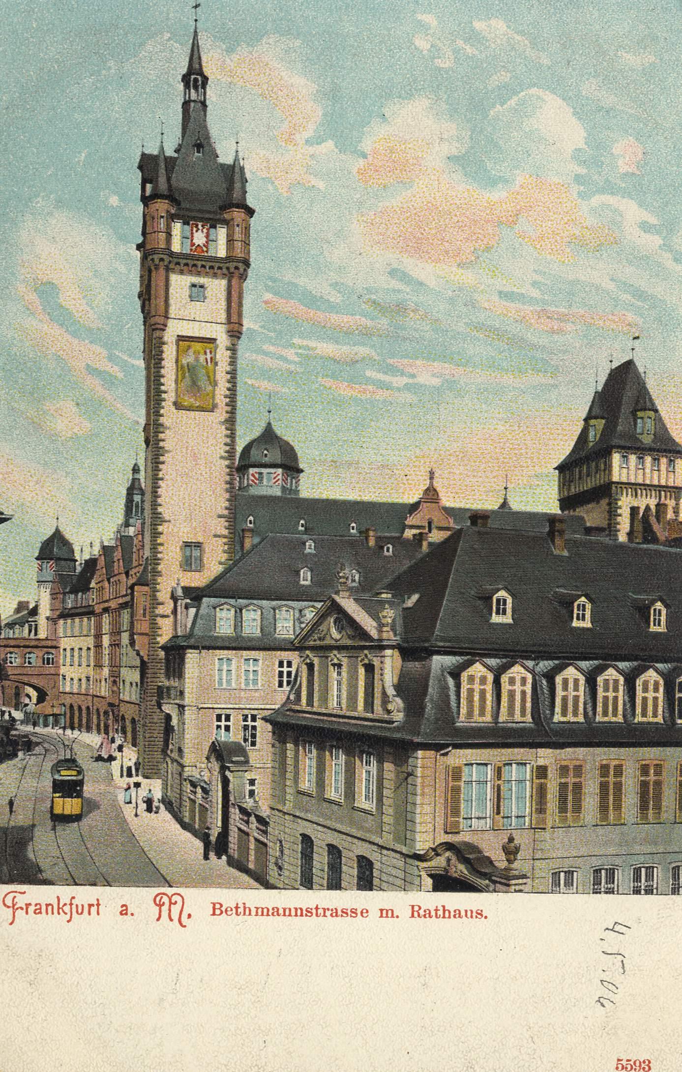 Langer Franz Frankfurt
