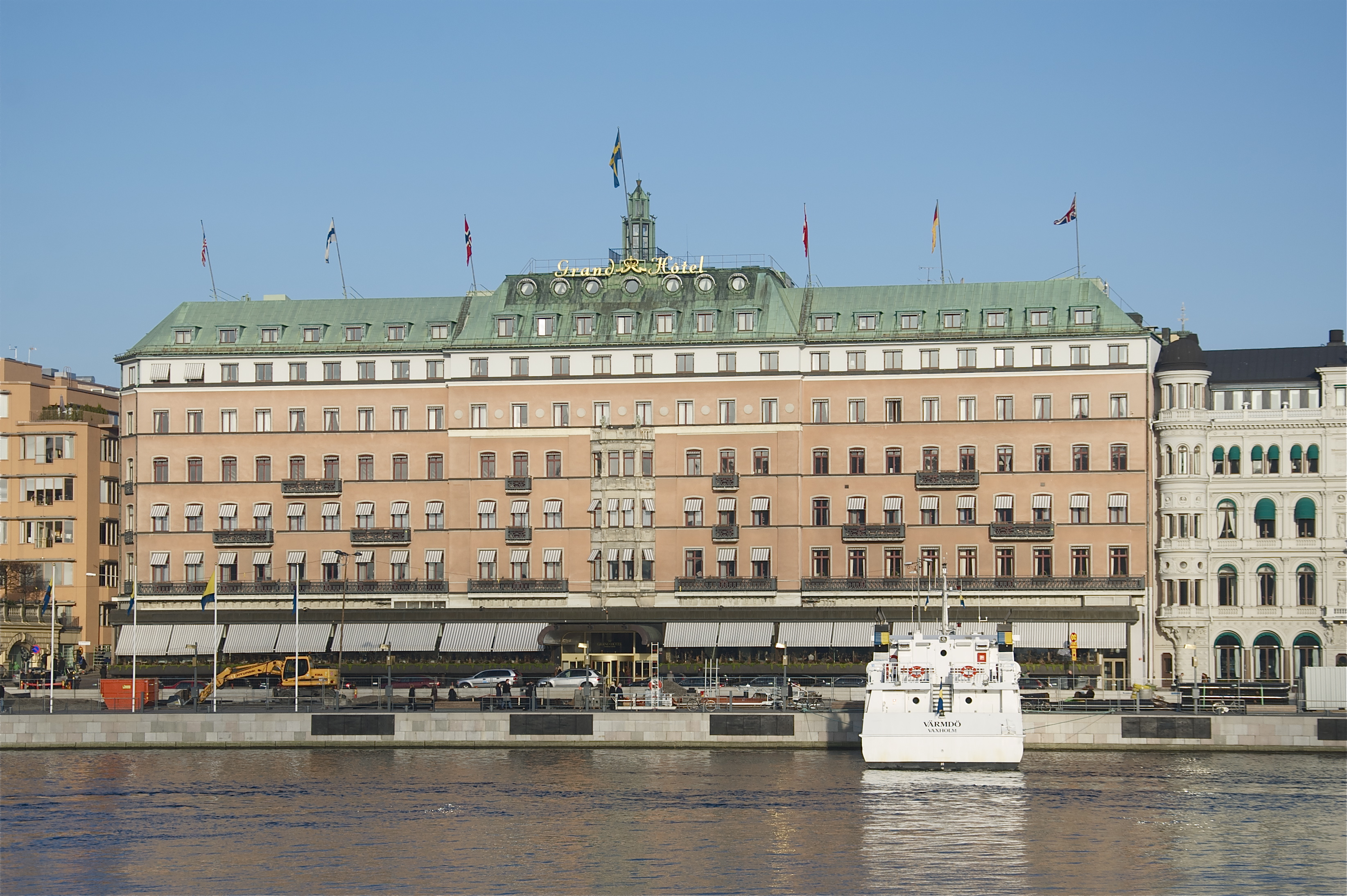Grand h tel stockholm wikiwand for Grand hotel