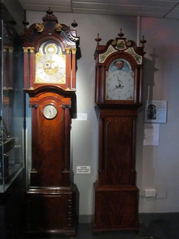File Grandfather Clocks World Museum Liverpool Jpg