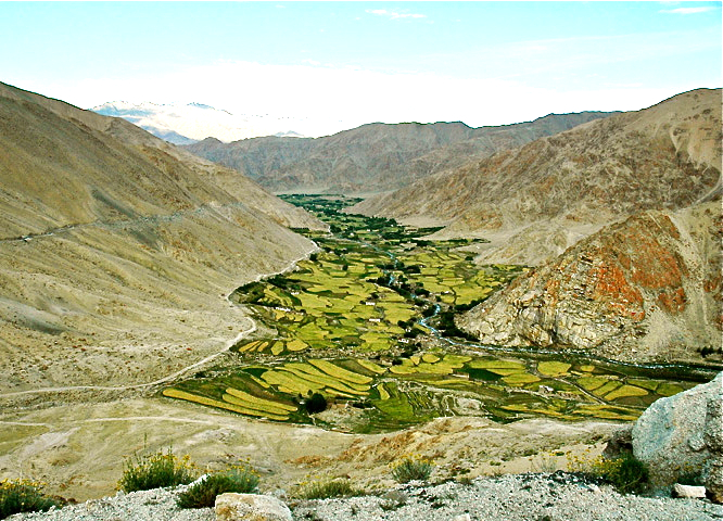 Beautiful Ladakh - Budget