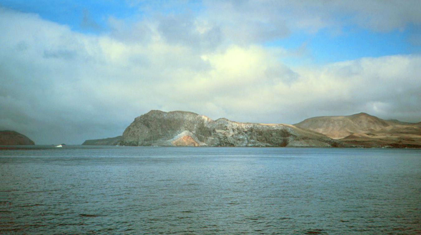 Se calcula que Isla de Guadalupe tiene 7 millones de años de existencia.