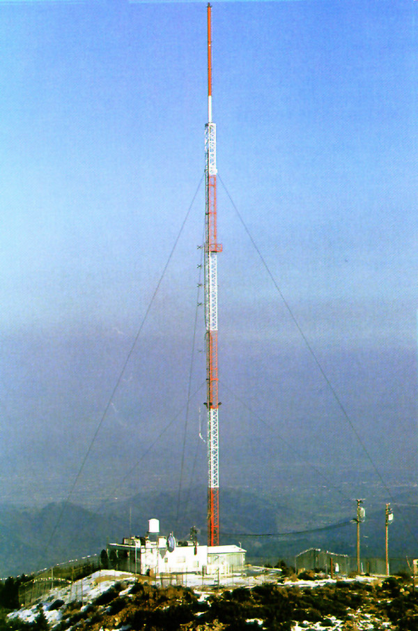 Guyed mast - Wikiwand