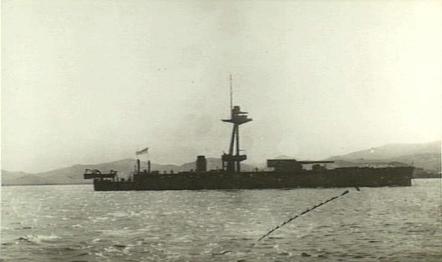 File:HMS Abercrombie July 1915 right broadside AWM G01083.jpeg