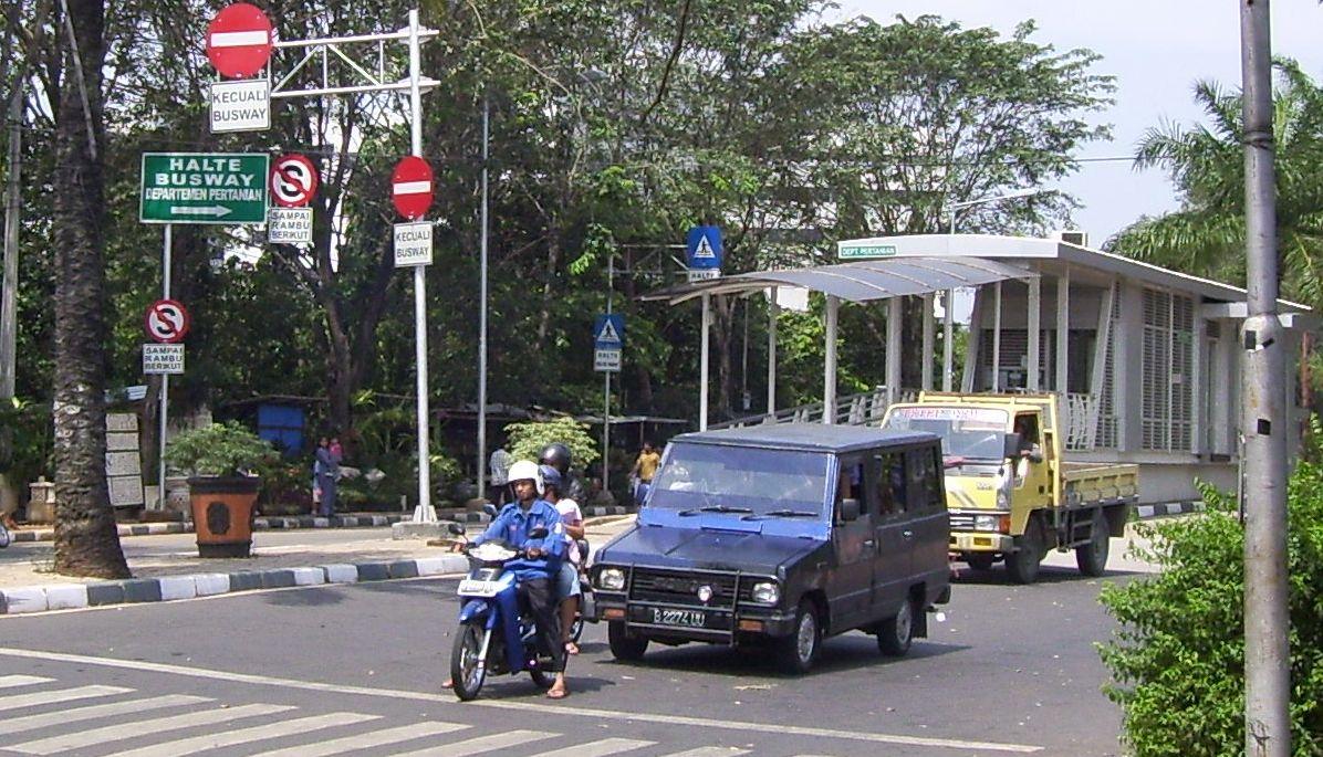 Koridor 6 Transjakarta - Wikipedia bahasa Indonesia