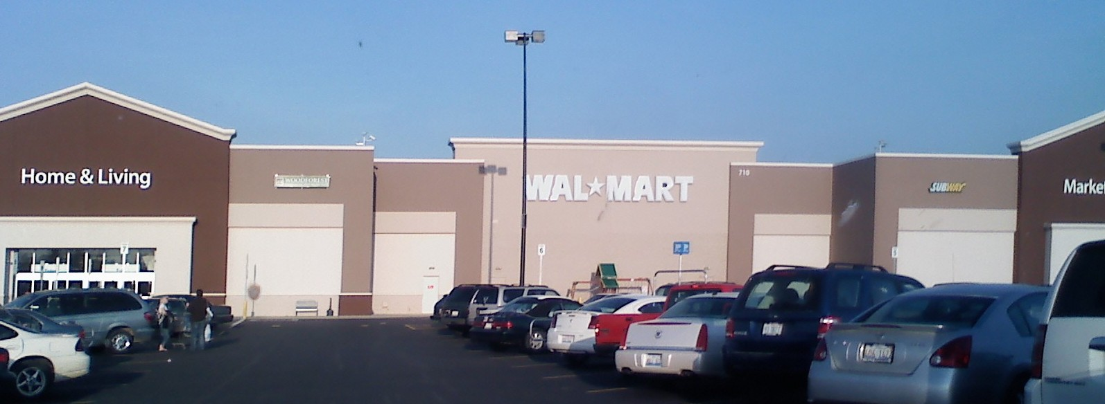 a basic overview of wal marts history Bob mcadam, vp, wal-mart gov't relations: what makes wal-mart successful, what keeps us motivated and what really challenges us every day, whether it was from the day one when wal-mart began or.