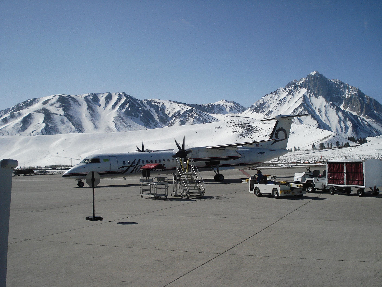 Mammoth Mountain Airport Car Rental
