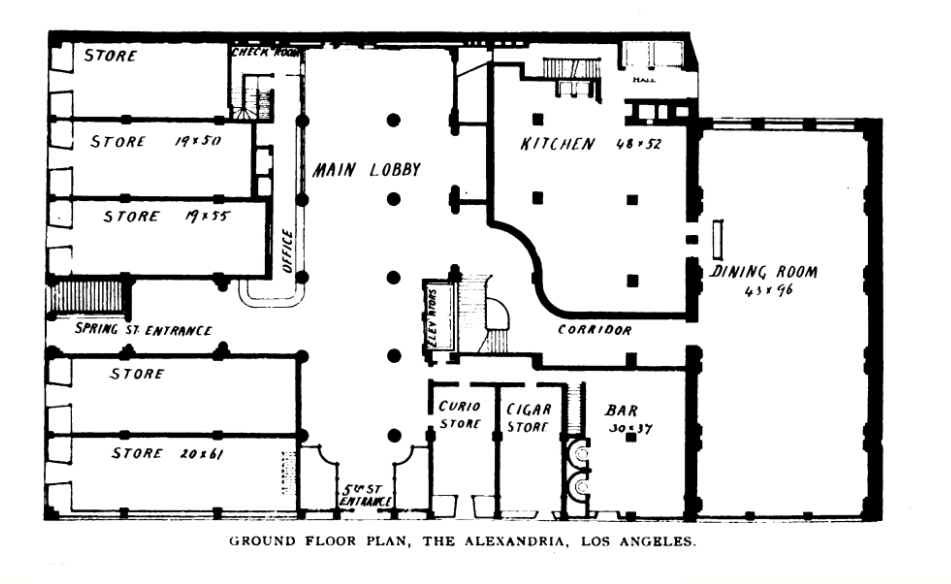 File Hotel Alexandria Ground Floor Plan Png Wikimedia Commons