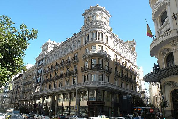 Hotel de las Letras - Wikipedia, la enciclopedia libre
