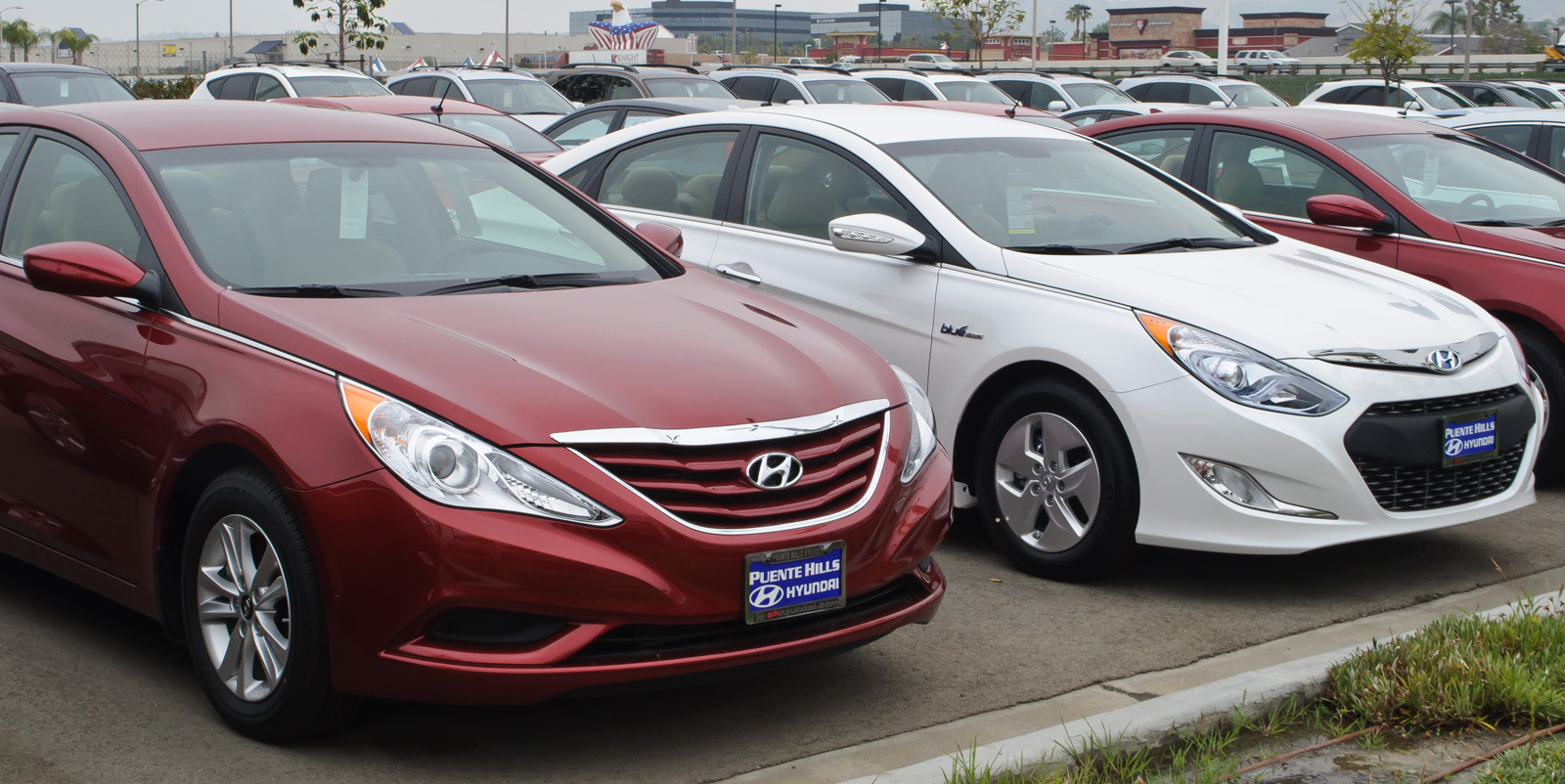 Hyundai Sonata Used Cars For Sale