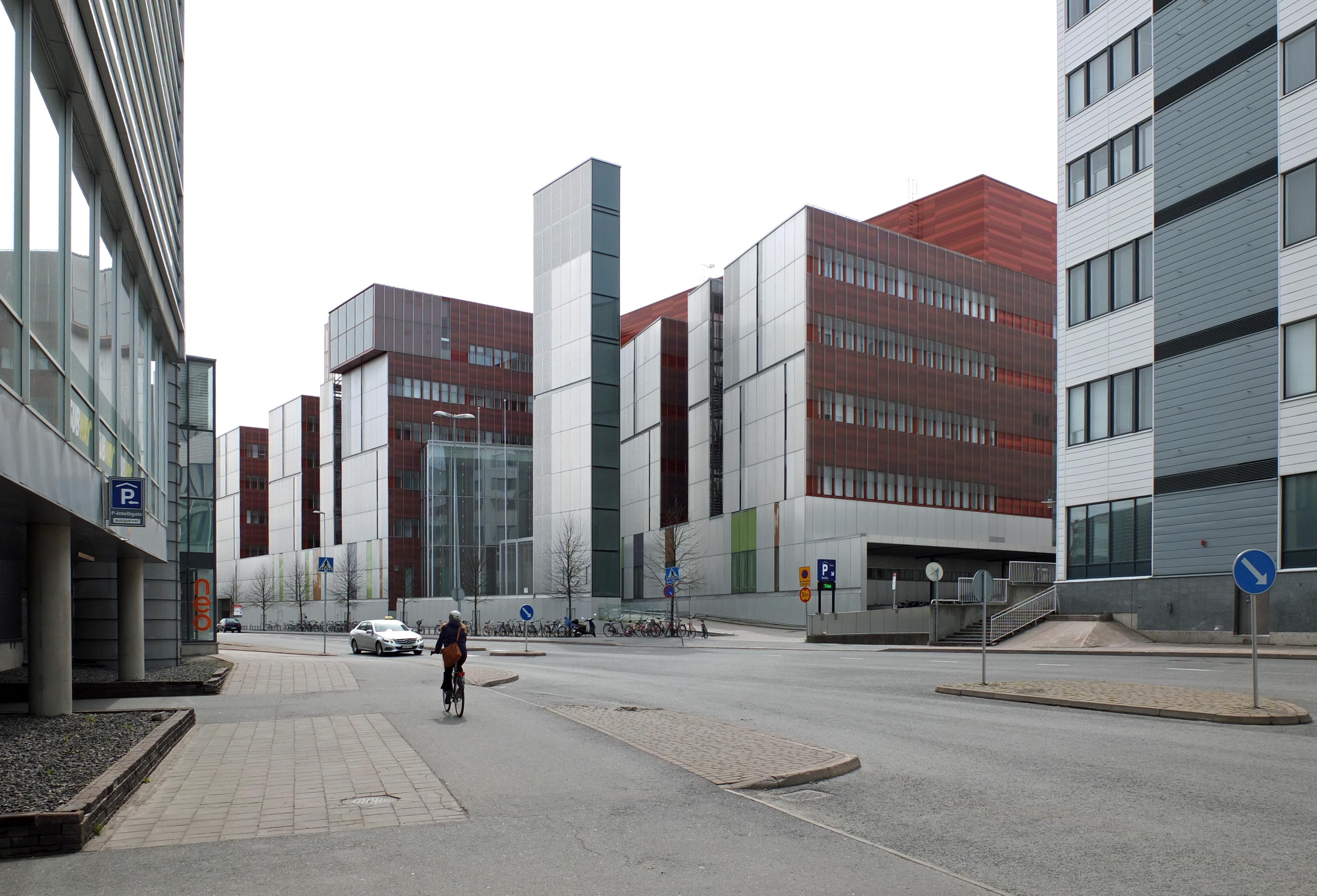 Ammattikorkeakoulu Helsinki