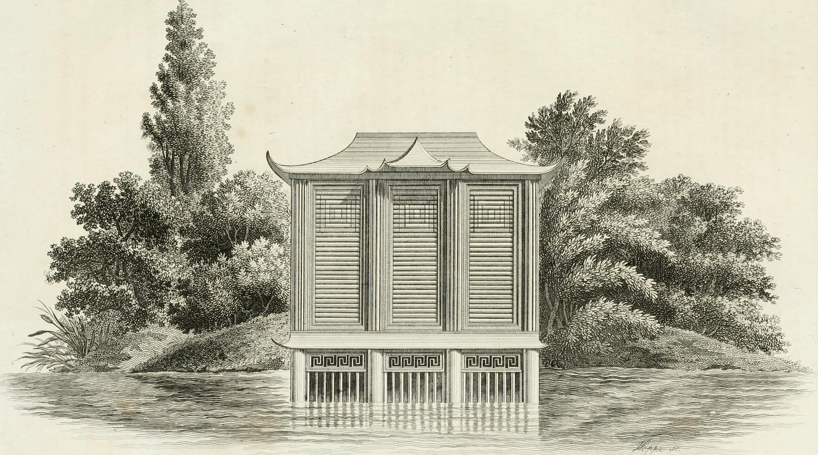 File:Ideen Magazin Für Architecten, Künstler Und Handwerker (1832)  (14783457235