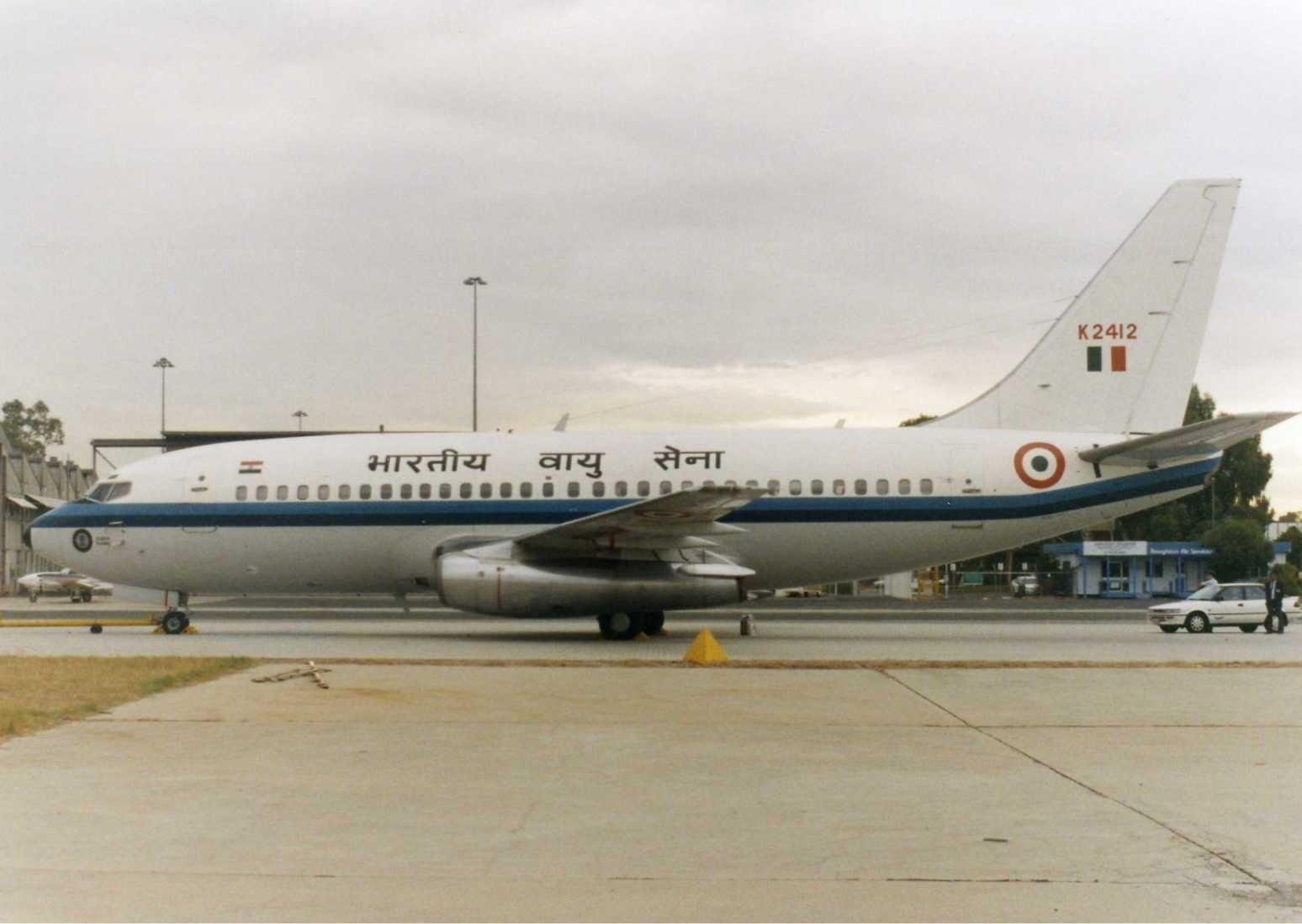 file indian air force boeing 737 200 per wheatley 1 jpg wikimedia rh  commons wikimedia org