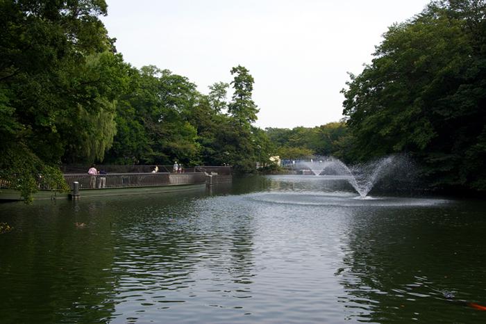 Inokasira Park