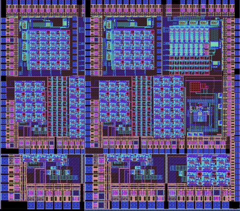 Integrated Circuit (public domain image)
