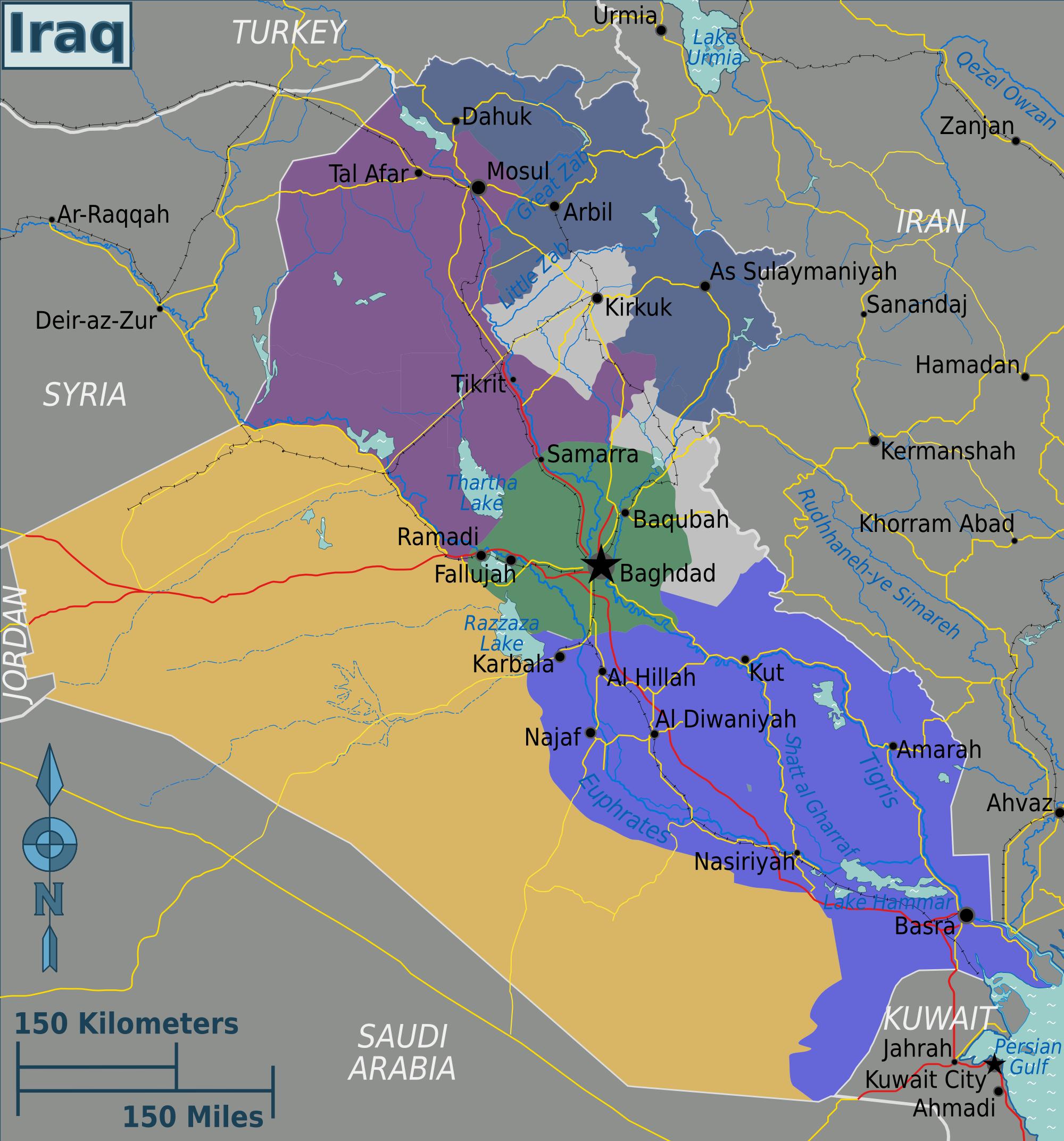 FileIraq regions map2png Wikimedia Commons