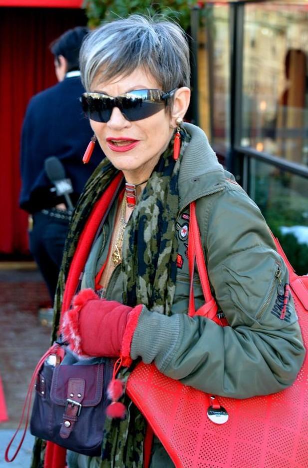 Isabelle Morini-Bosc au déjeuner des nommés des César du cinéma. | Photo : Wikimedia