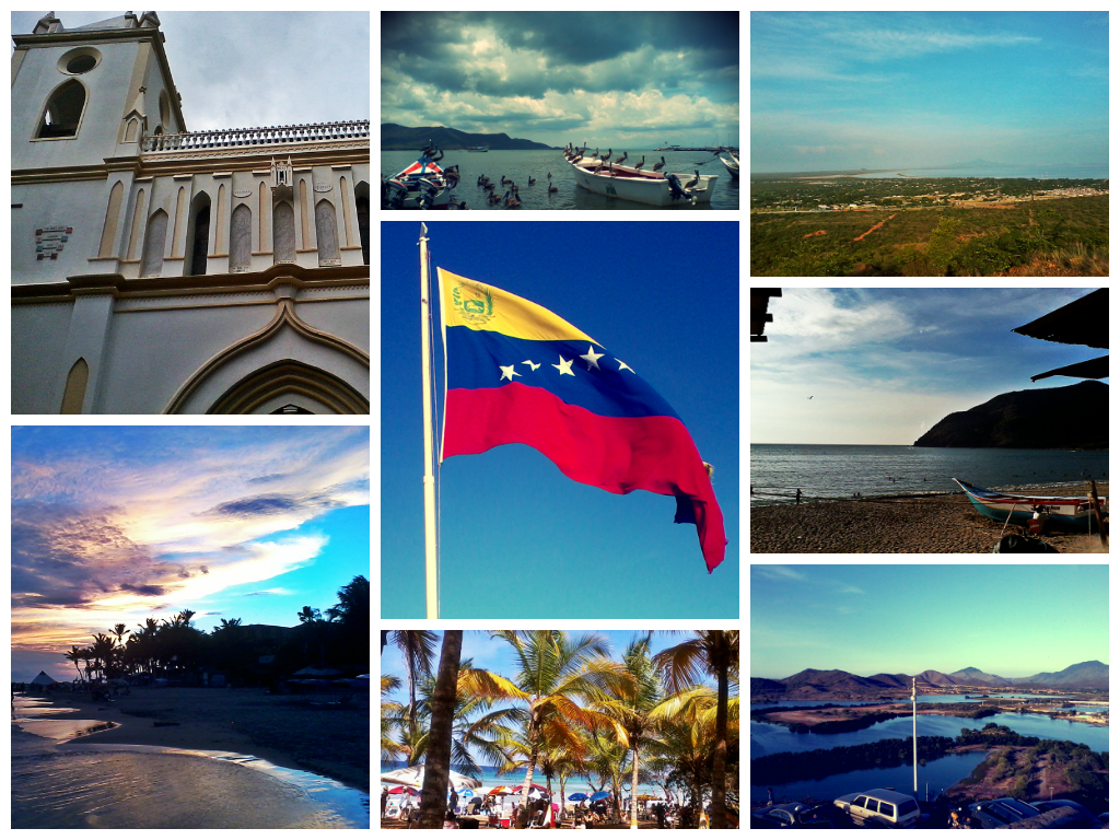 Isla de Margarita, Collage..png