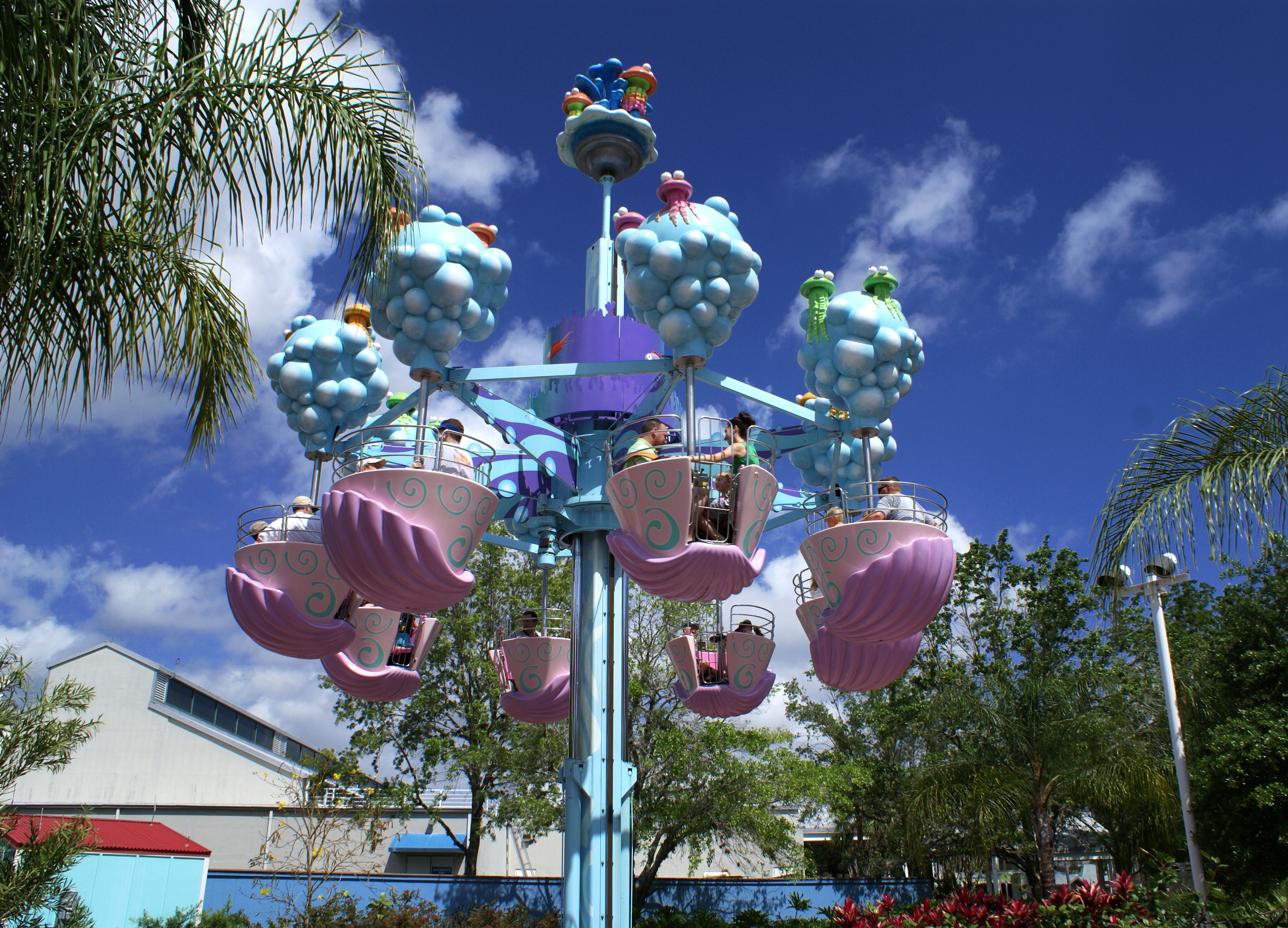 Picture of Sesame Street Rides in Orlando
