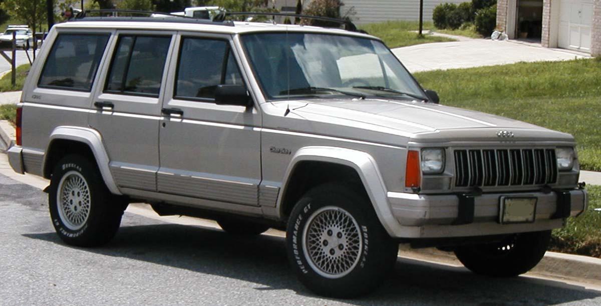 File Jeep Cherokee Xj Jpg Wikimedia Commons