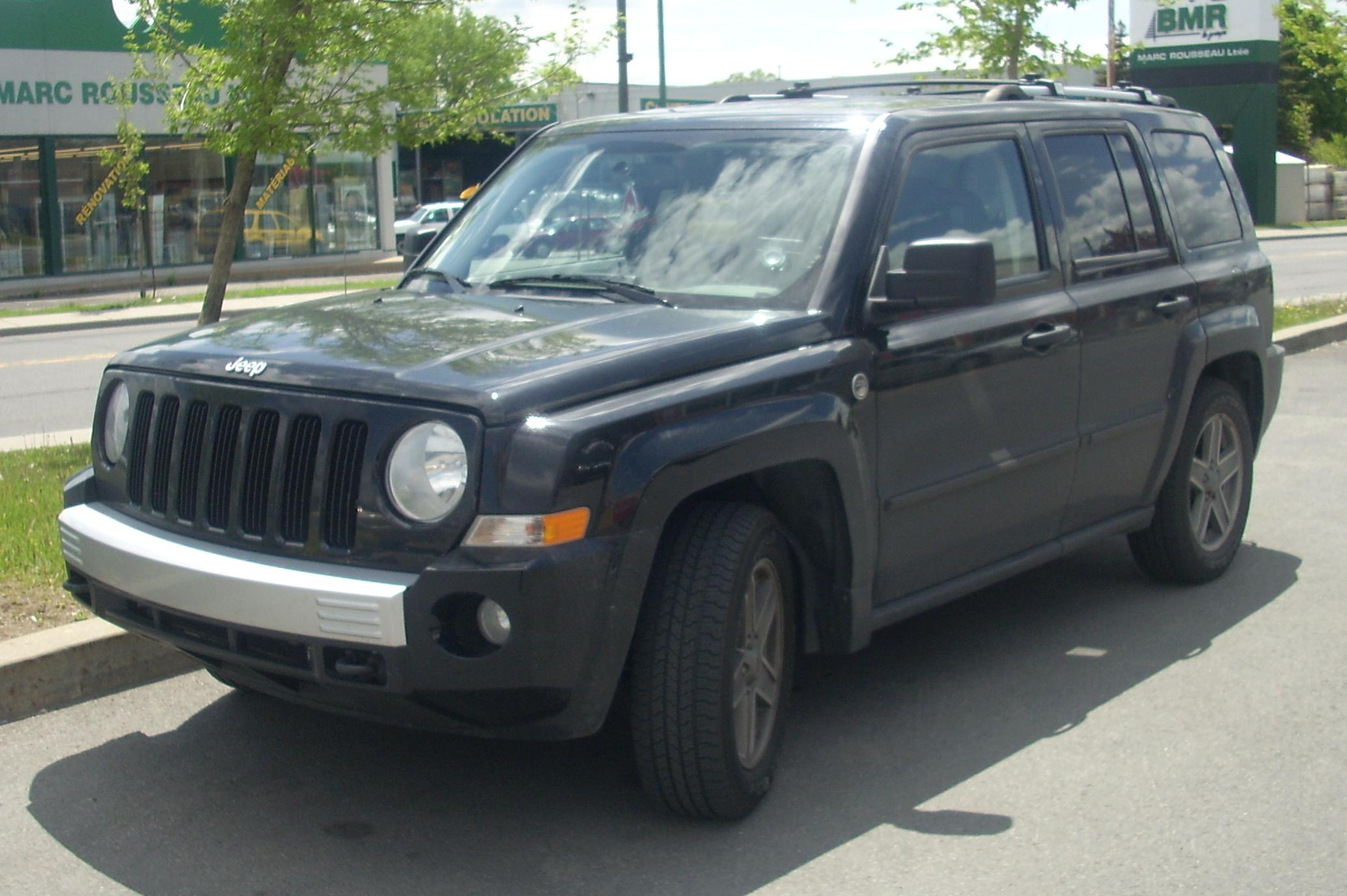 File Jeep Patriot Trail Rated Jpg Wikimedia Commons