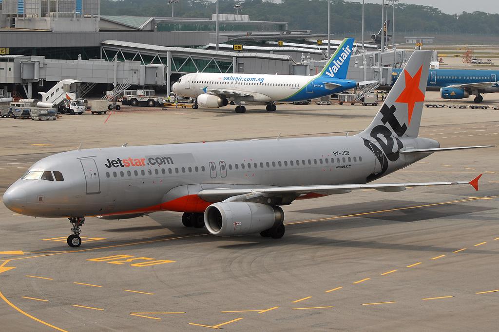 Авиакомпания Джетстар Азия (Jetstar Asia). Официальный сайт.2
