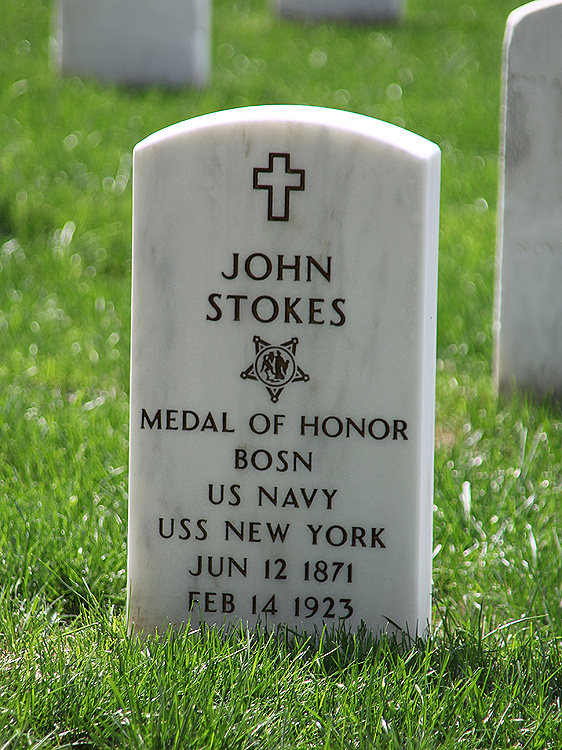 John Stokes Medal Of Honor Wikipedia