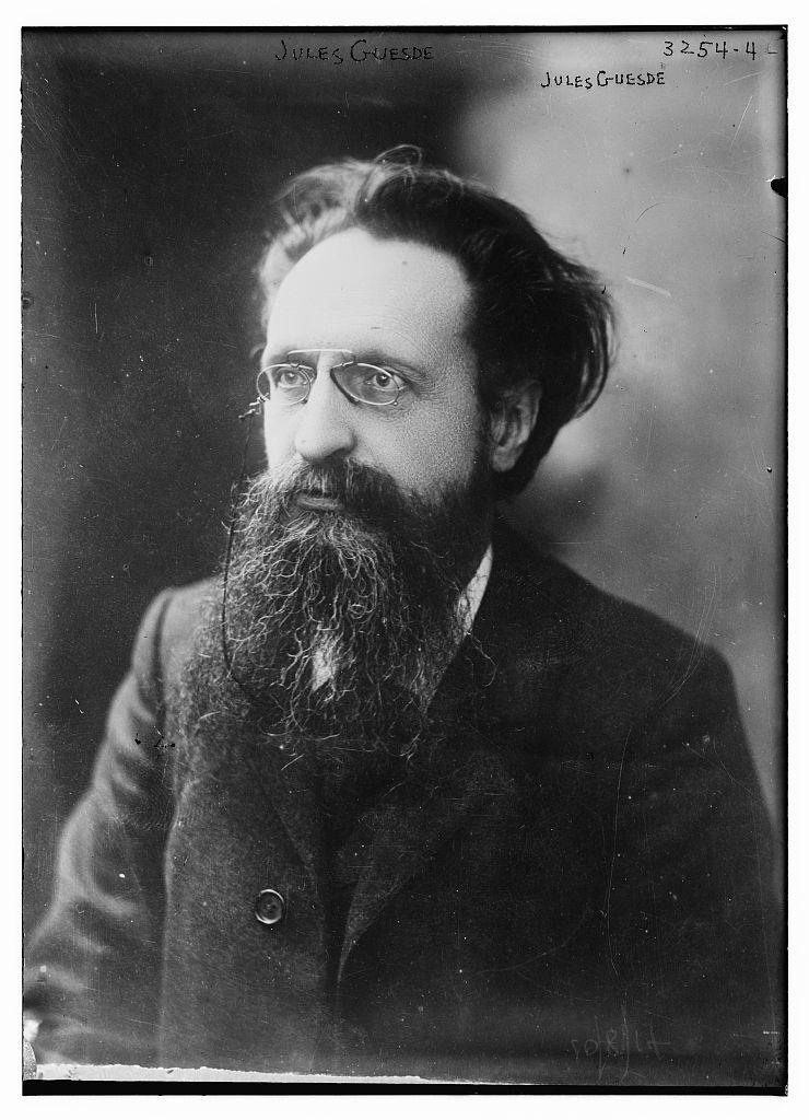 Jules Guesde in 1915