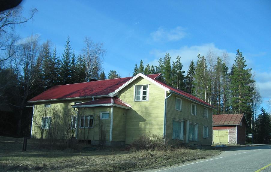 Ahmaksen Perinnekylä