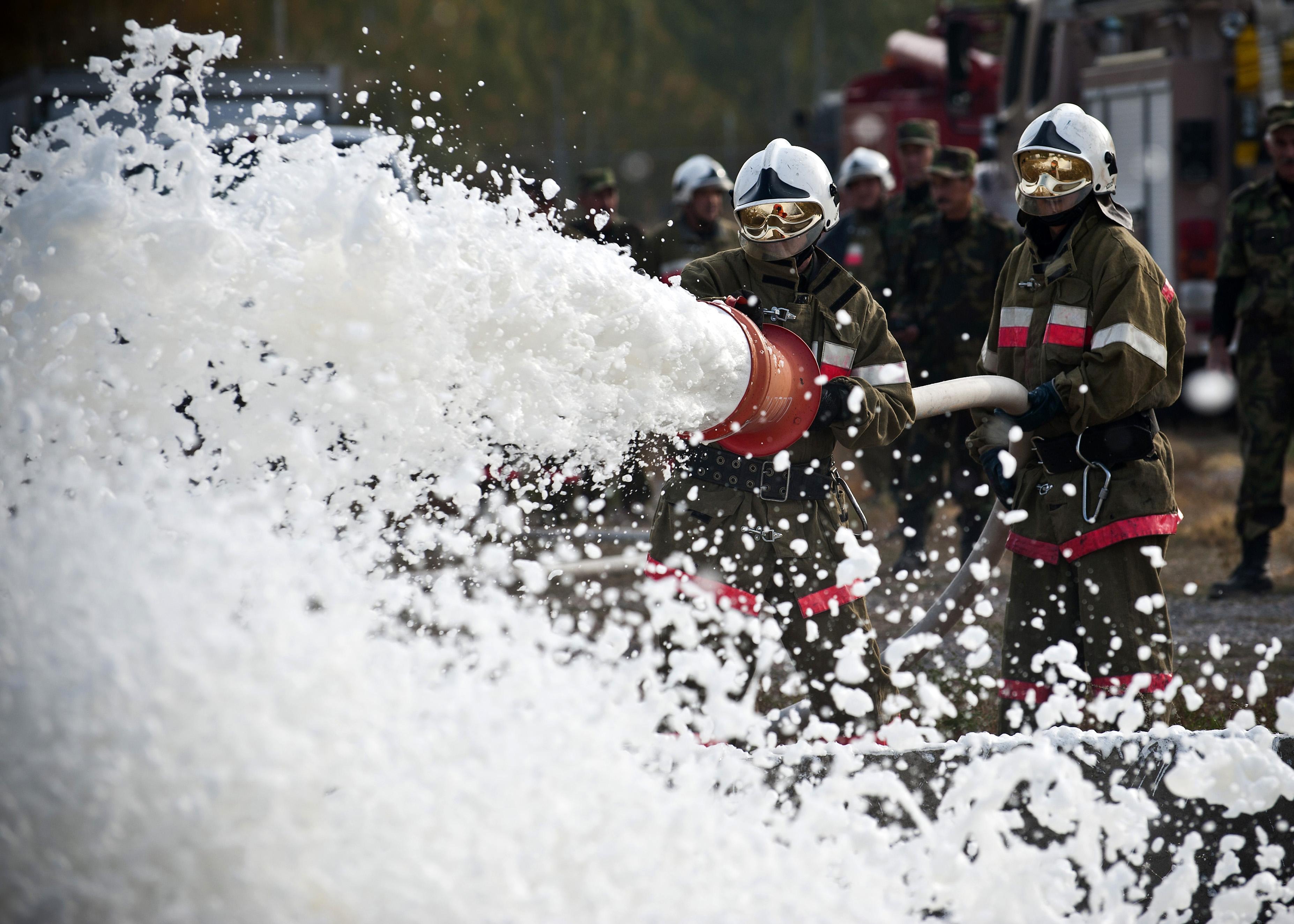 Производство и реализация пожарных пенообразователей