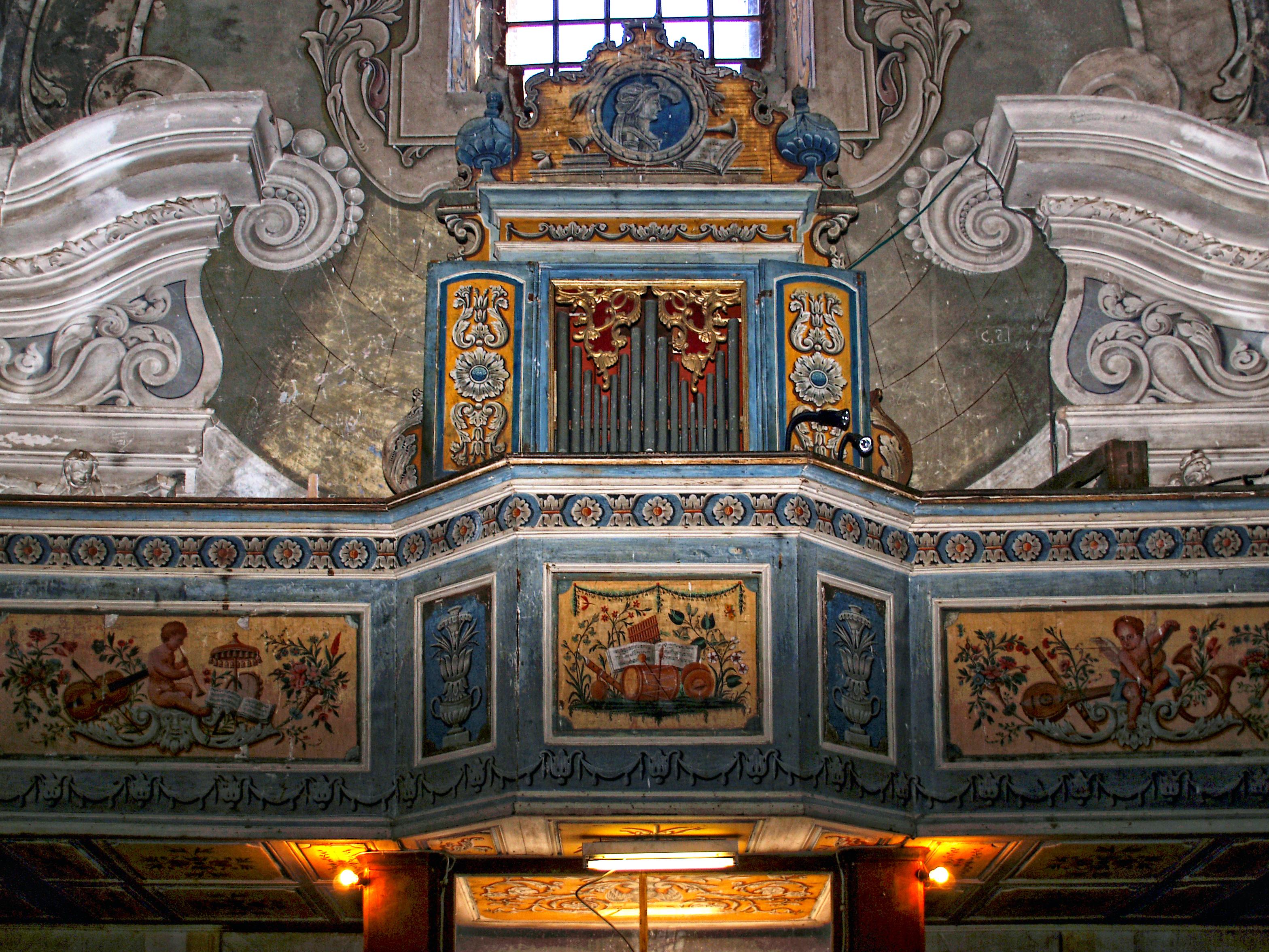 Fichier la porta glise orgue wikip dia for La porta media