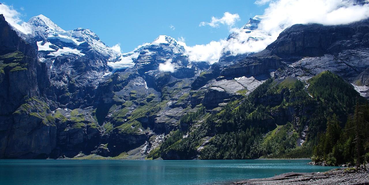List of mountain lakes of Switzerland - Wikipedia