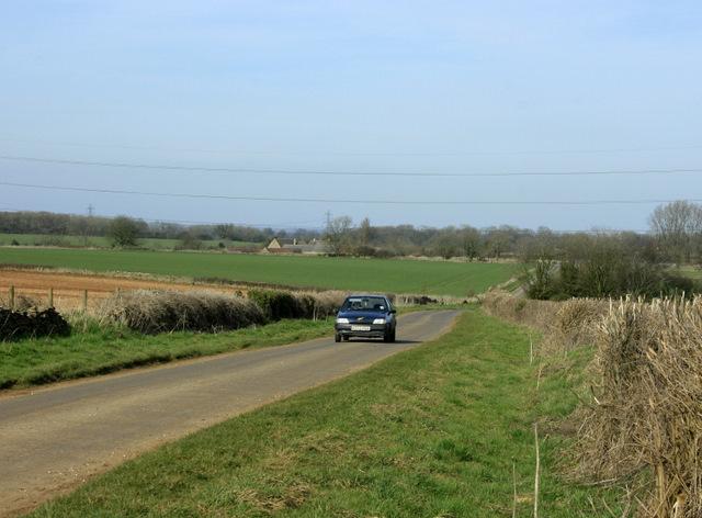 Lane to West Kington - geograph.org.uk - 1210624
