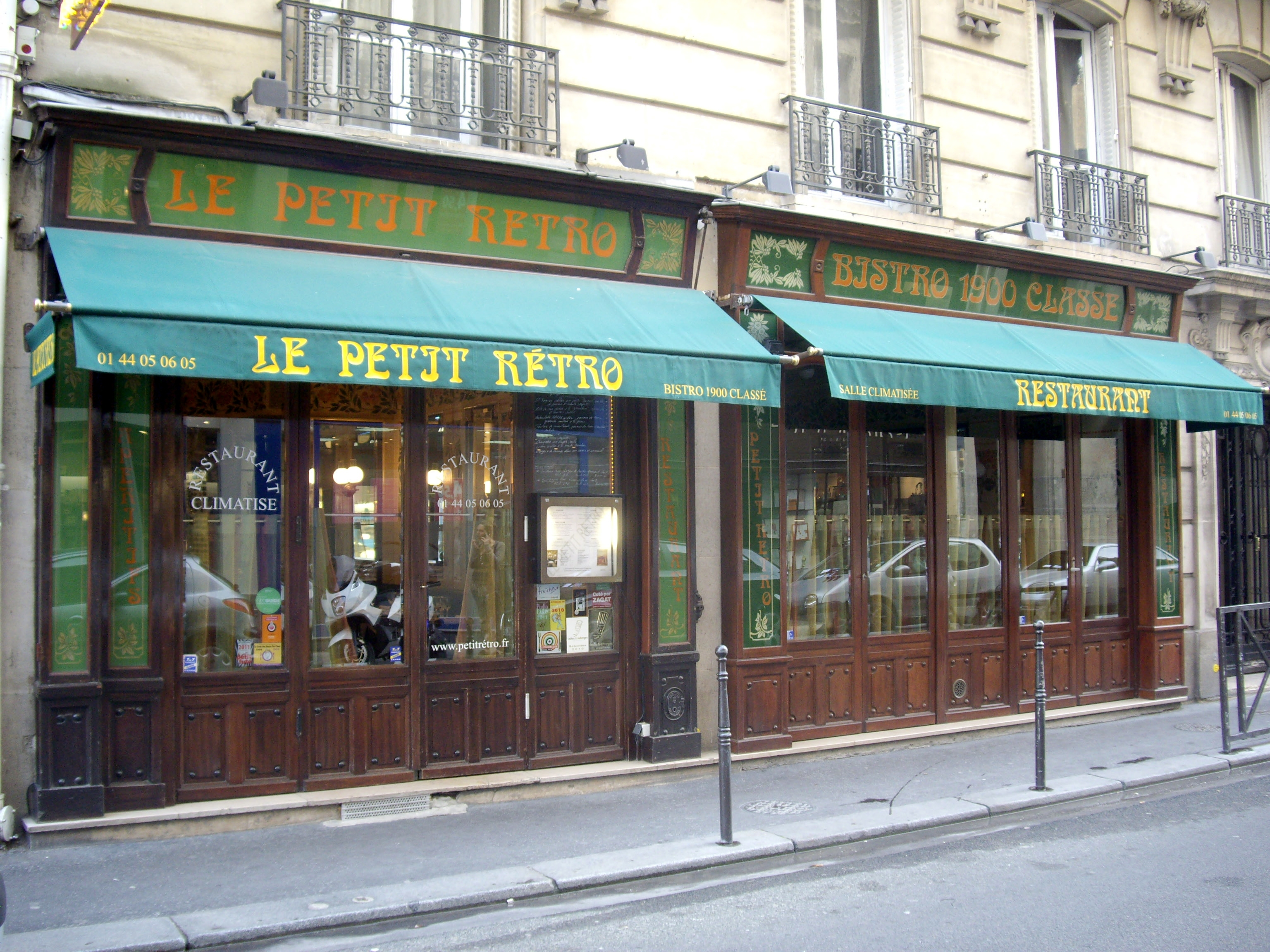 Rue mesnil paris wikiwand - Le petit salon paris ...