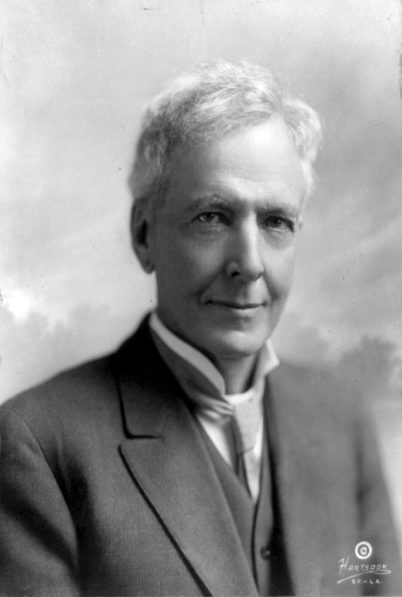 Photo of Luther Burbank