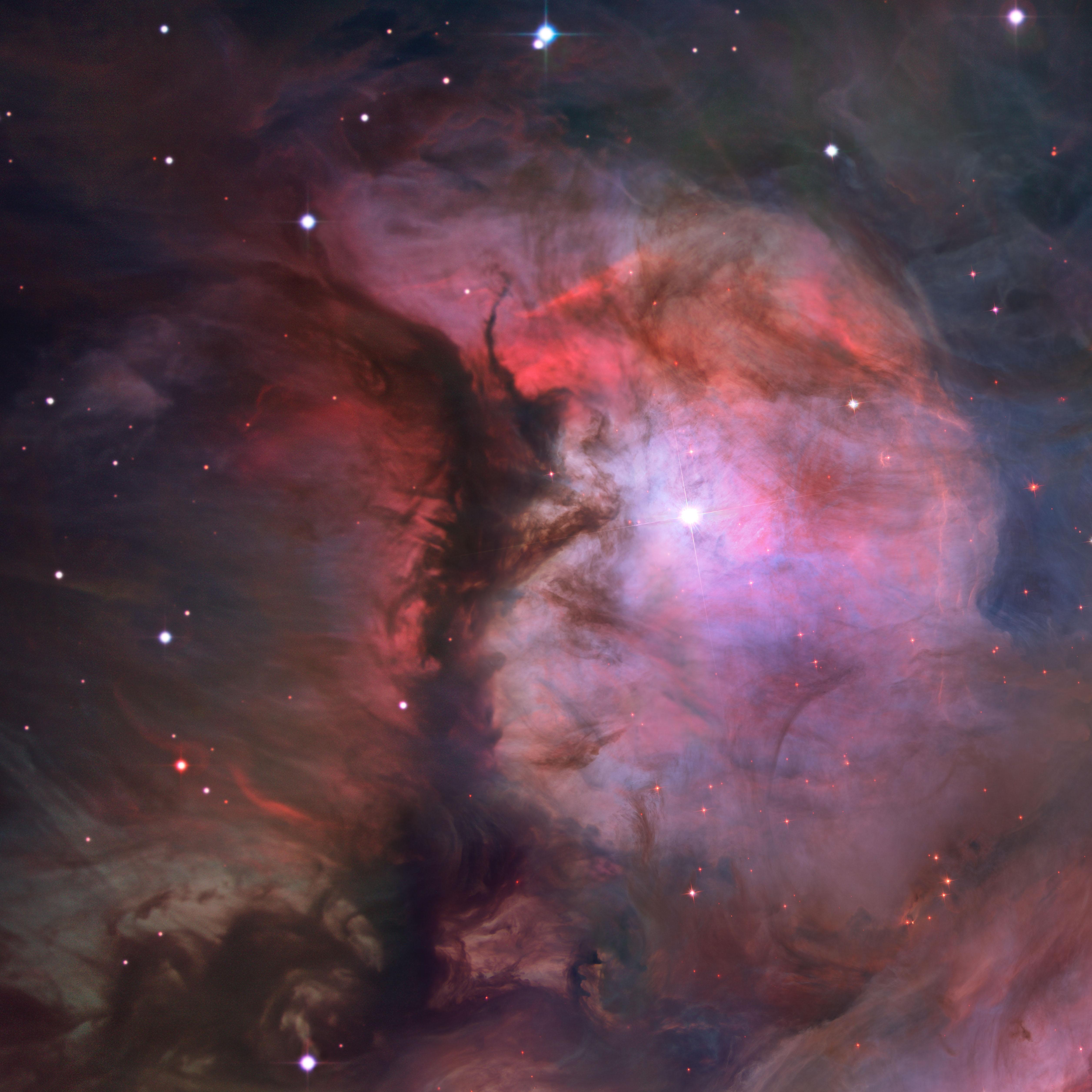 NGC 1982 - M 43
