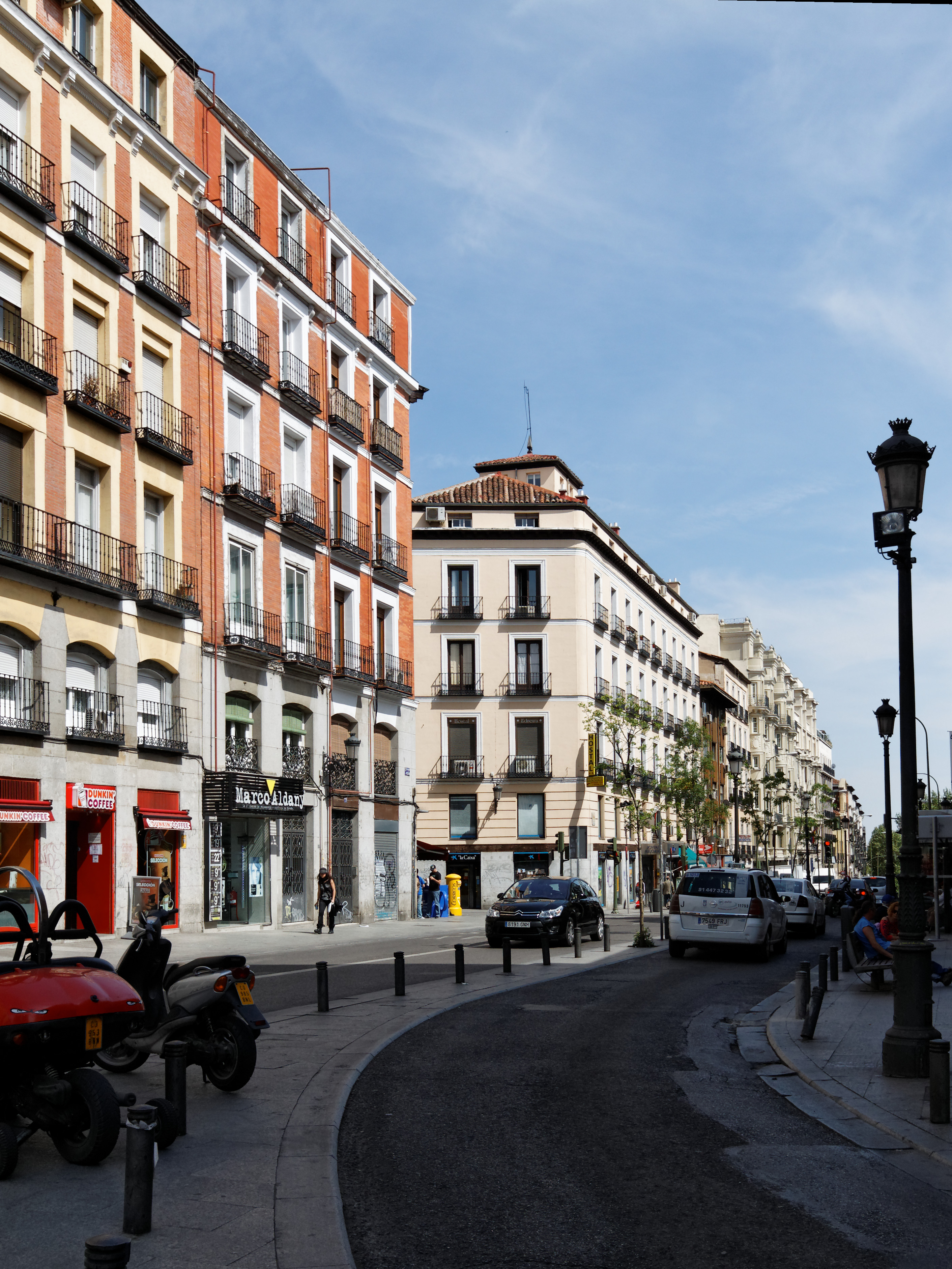 Opiniones de calle de atocha for Calle prado 9 madrid