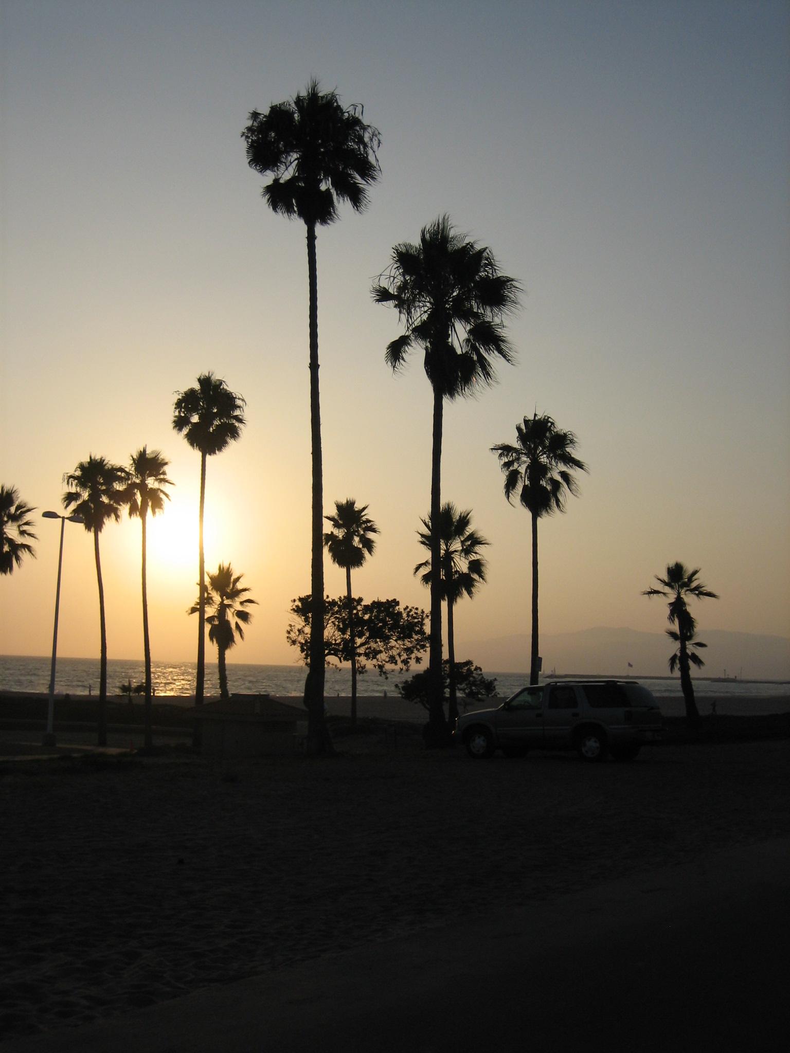 File:Manhattan Beach Sunset.JPG