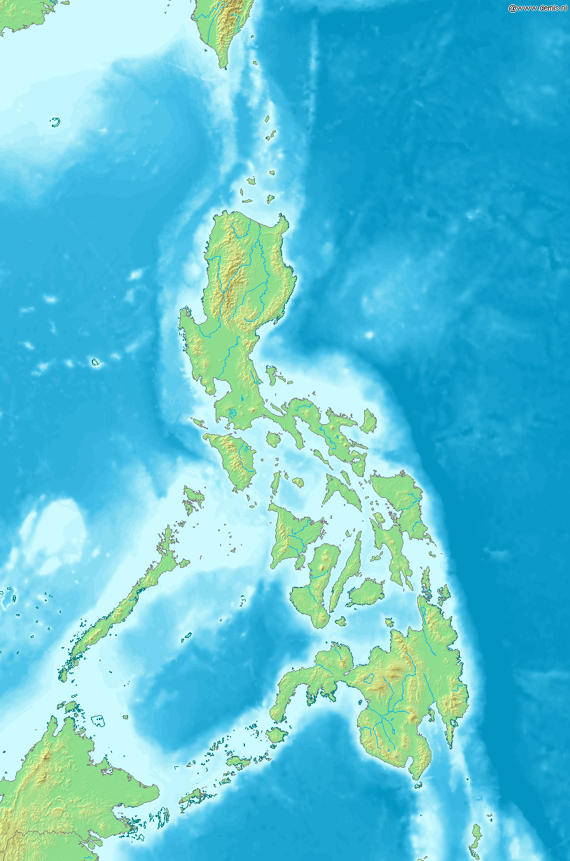Atlas of the Philippines  Wikimedia Commons