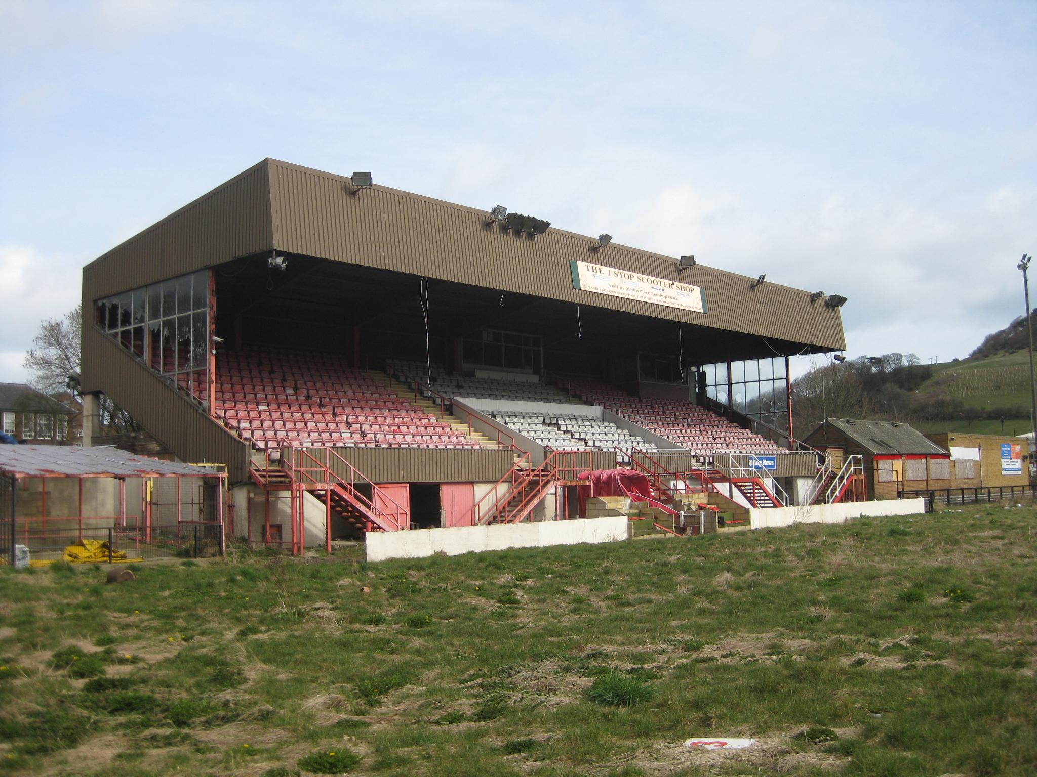Athletic Ground (Scarborough) - Wikipedia