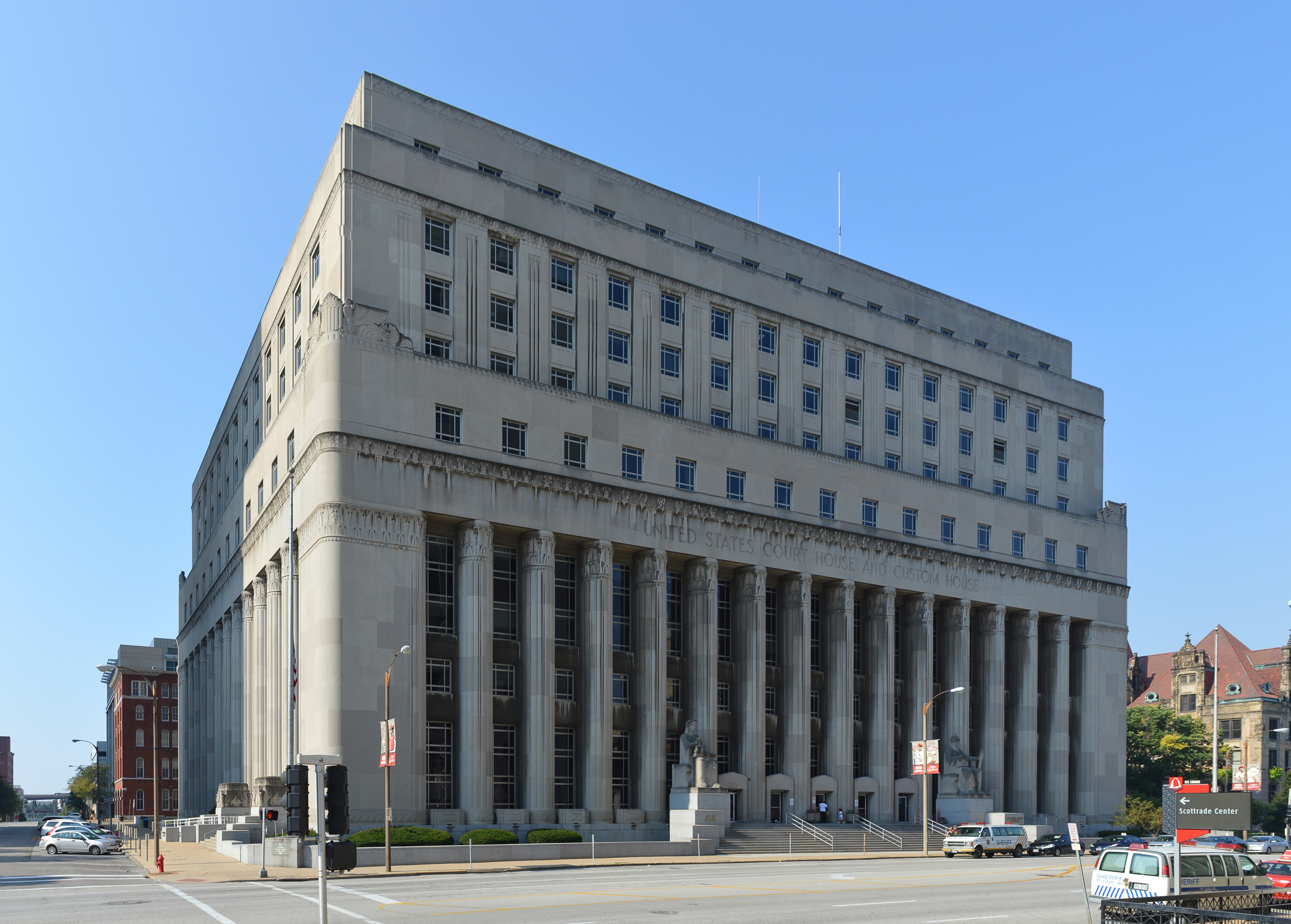Carnahan Courthouse - Wikipedia